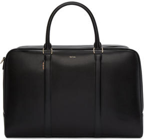 Paul Smith Black City Holdall Briefcase