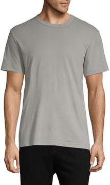 James Perse Men's Crewneck Cotton Tee