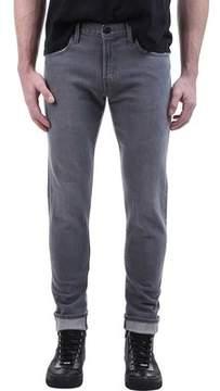 J Brand Tyler Slim Fit Jean in Grey Luna (Men's)