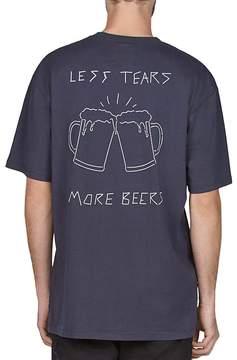 Barney Cools Less Tears More Beers Tee