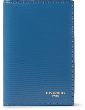 Givenchy Coated-Cotton Twill Bifold Cardholder