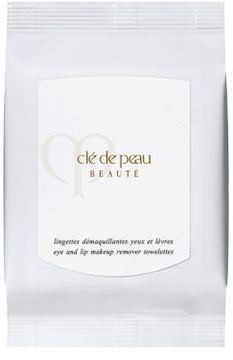 Cle de Peau Beaute Eye & Lip Makeup Remover Towelettes