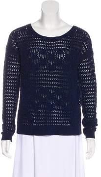 DKNY Long Sleeve Knit Sweater