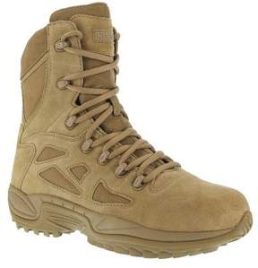 Reebok Work Women's Rapid Response RB RB897 Stealth 8' Tactical Boot