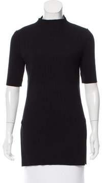 Edun Short Sleeve Knit Top