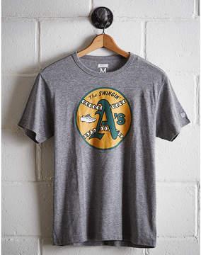 Tailgate Men's Oakland Swingin' A's T-Shirt