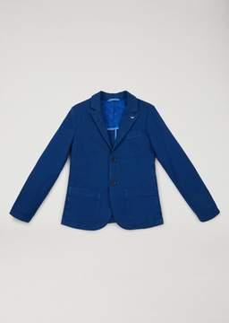 Armani Junior Cotton Jacket