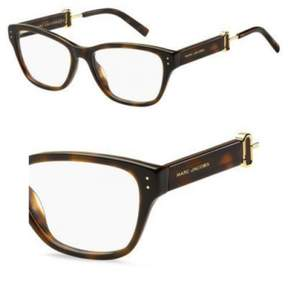 Marc Jacobs Eyeglasses 134 0ZY1 Havana Medium