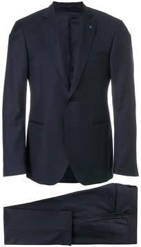 Lardini classic slim-fit suit