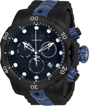 Invicta Reserve Black Dive Chronograph Men's Watch