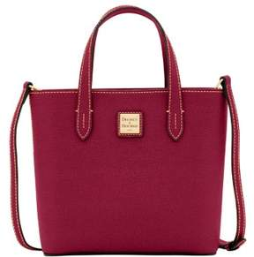 Dooney & Bourke Saffiano Mini Waverly Top Handle Bag