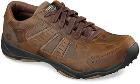 Skechers Larson Nerick Mens Casual Lace-Up Shoes