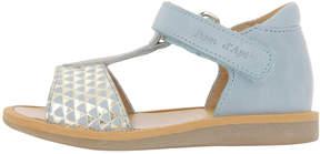 Pom D'Api Poppy Salome Open-Toe Sandal