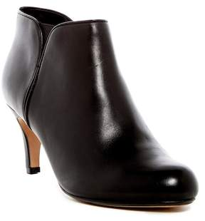 Clarks Arista Paige Leather Ankle Boot - Wide Width Available