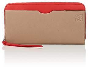 Loewe Women's Leather Zip-Around Wallet