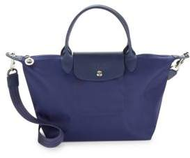 Longchamp Le Pilage Neo Tote - NAVY - STYLE