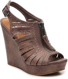 Not Rated Women's Sass Wedge Sandal