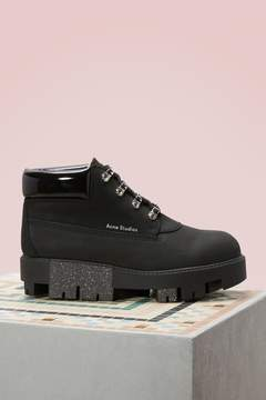 Acne Studios Cushioned Tinne boots