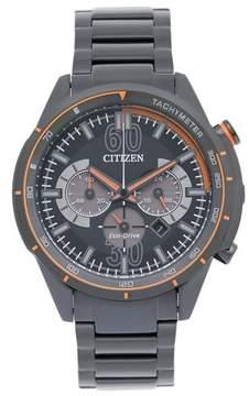Citizen Eco-Drive CA4125-56E Black Dial Watch