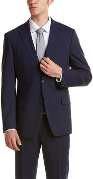 Ike Behar Wool Smart Suit