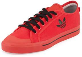 Adidas By Raf Simons Matrix Spirit Men's Low-Top Sneaker, Red/Black