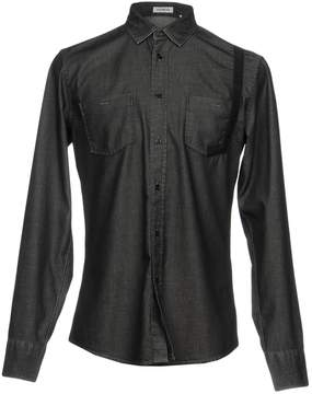 Bikkembergs Denim shirts
