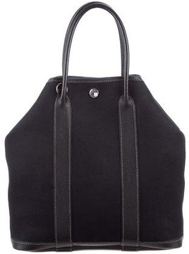 Hermes Tall Garden Party PM - BLACK - STYLE