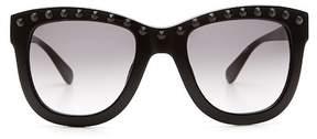 Diane von Furstenberg Oversized 53mm Aceate Frame Sunglasses