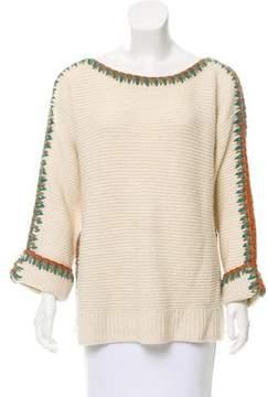 Calypso Baby Alpaca Knit Sweater
