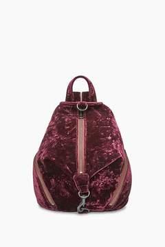Rebecca Minkoff Velvet Medium Julian Backpack - ONE COLOR - STYLE