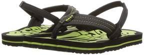 Reef Grom Skeleton Boys Shoes