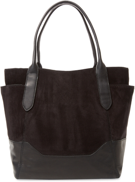 Frye Women's Paige Suede & Leather Tote