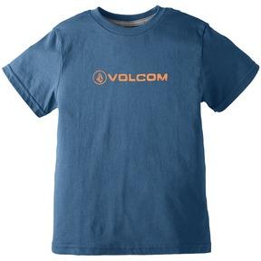 Volcom Lino Euro Short Sleeve Tee Boy's T Shirt