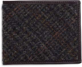 Brooks Brothers Harris Tweed Wallet