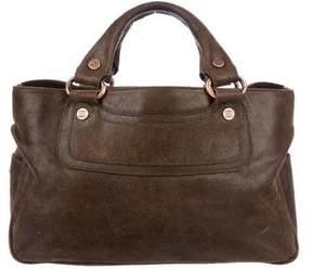 Celine Vintage Suede Boogie Bag