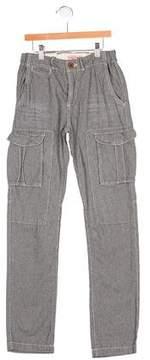Scotch Shrunk Boys' Patterned Utility Pants