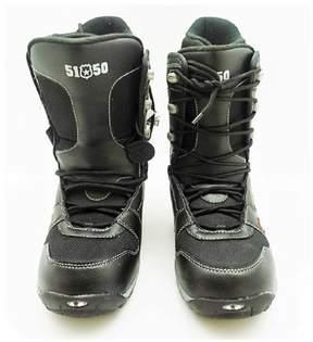Vans Encore Snowboard Boots Black/Gum 7.5 D(M) US Mens