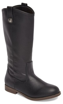 Frye Girl's Melissa Button Riding Boot
