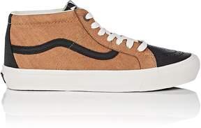 Vans Men's Sk8-Mid LX Leather Sneakers