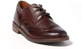 Ralph Lauren Leather Wingtip Oxford Shoe Brown 1