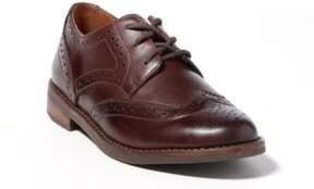 Ralph Lauren Leather Wingtip Oxford Shoe Brown 1