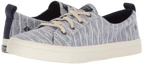 Sperry Crest Vibe Painterly Stripe Women's Shoes