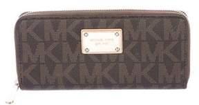 MICHAEL Michael Kors Monogram Continental Wallet