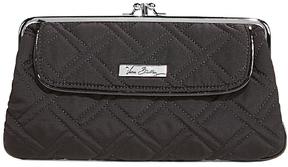Vera Bradley Classic Black Kiss-Lock Wallet - CLASSIC - STYLE