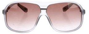 Marc Jacobs Translucent Gradient Sunglasses
