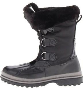 Khombu Women's Birch Winter Rain Boots.
