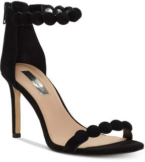 INC International Concepts I.n.c. Women's Gabbye Two-Piece Sandals, Created for Macy's Women's Shoes