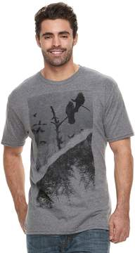 Apt. 9 Big & Tall The Upside Down Nature Graphic Tee