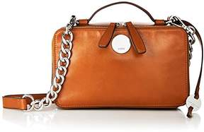 Lodis Rodeo Chain Sally Zip Around Crossbody