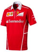 Ferrari Team Polo Shirt